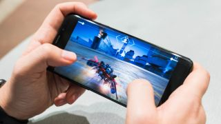 Best phone for gaming 2018  the top 10 mobile game performers     When it comes to the best phone for gaming in 2018  there s more than one  answer because you re relying on software compatibility just as much as  good