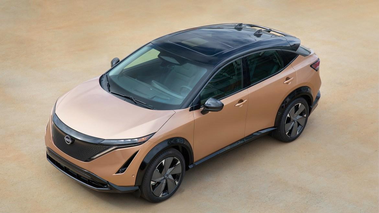 Nissan Ariya electric SUV