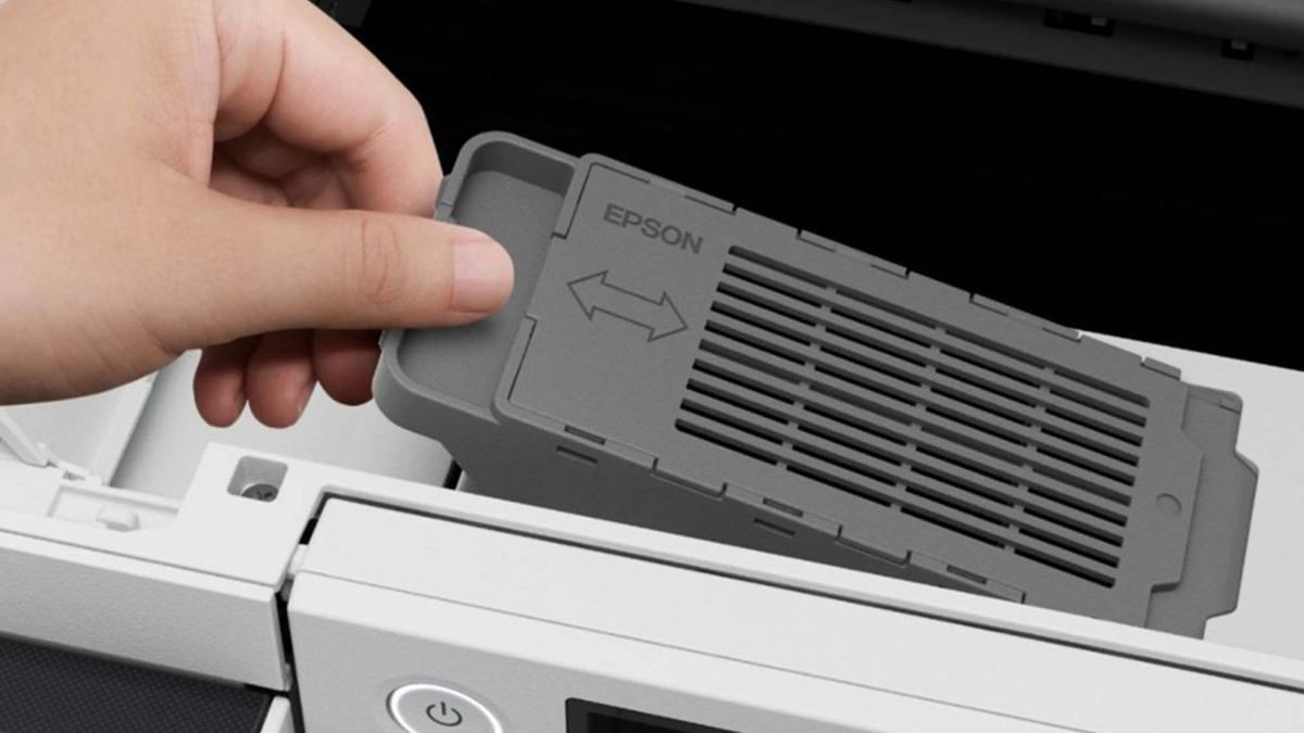 Epson EcoTank Pro ET-5850 review