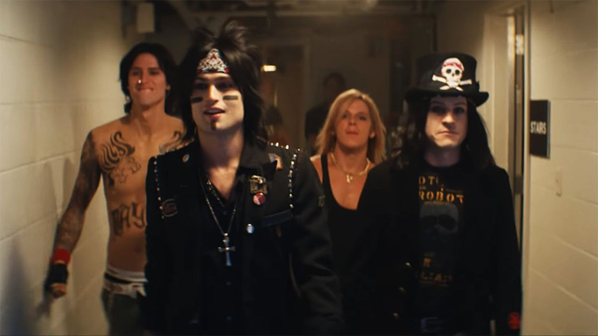 Check Out The Full Explosive Trailer For Motley Crue
