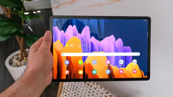 Samsung Galaxy Tab S7 and S7 Plus