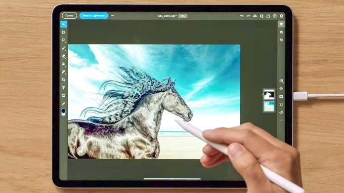 iPad Pro 2021 - drawing