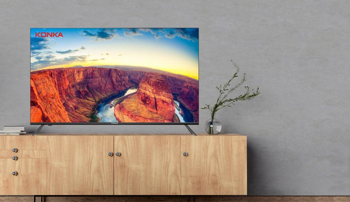 Konka U5 Android TV (55U55A) review