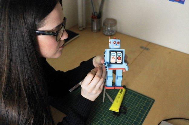 vQyPzCGLtvF2UETXgAyw5g How to create a papercraft robot Random