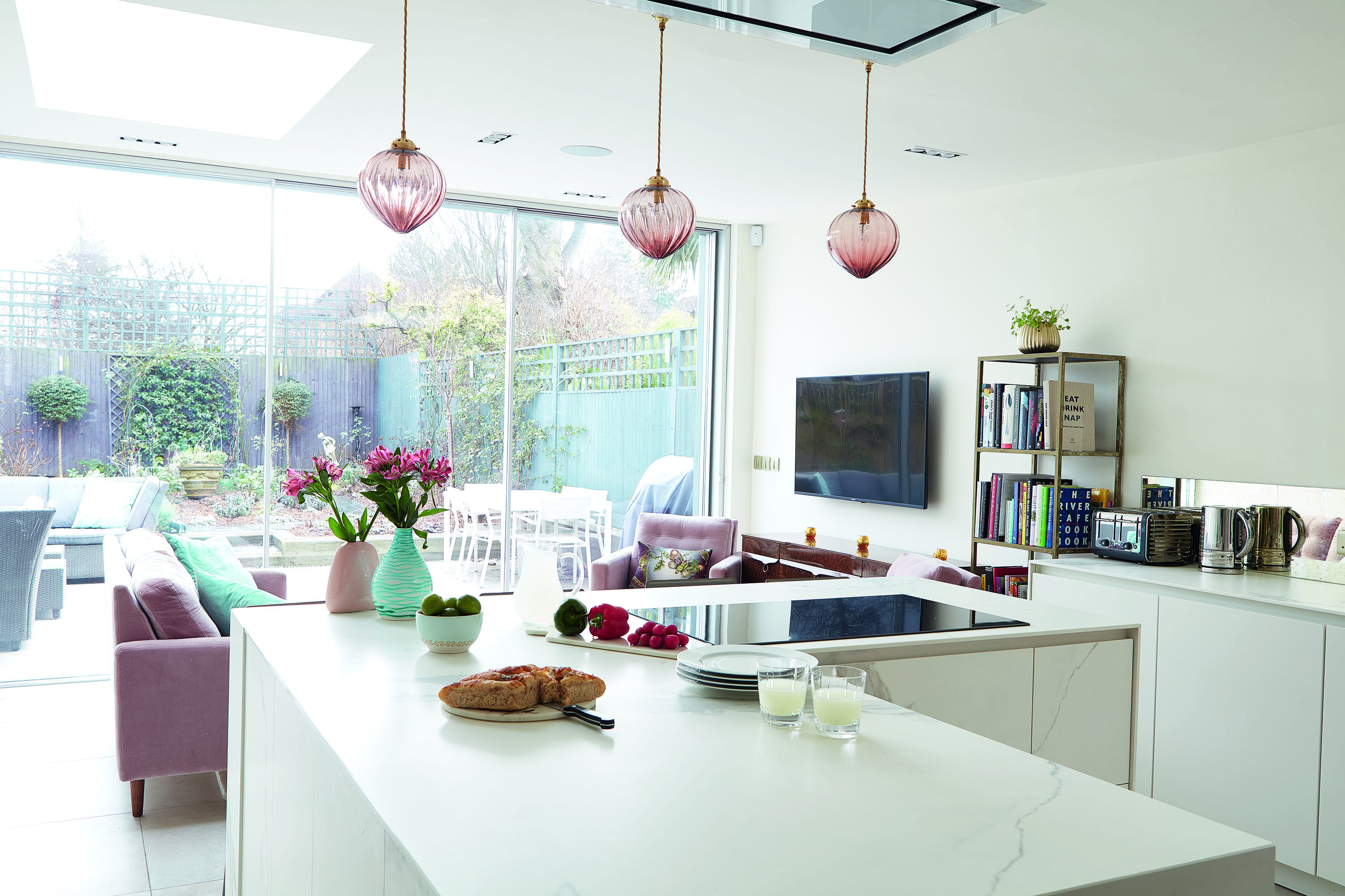 How To Design An Open Plan Kitchen Real Homes