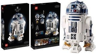 Lego has an epic new R2-D2 droid, its biggest and best yet, available for May the 4th 2021.
