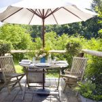 Traditional Outdoor Dining Spaces 19 Beautiful Ideas For Your Garden Real Homes