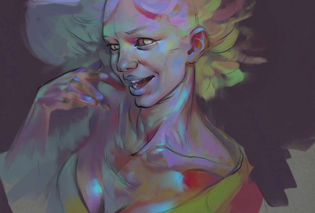 wfFD2H9LjVfTRh3H8ZAWzH How to paint a colourful zombie Random