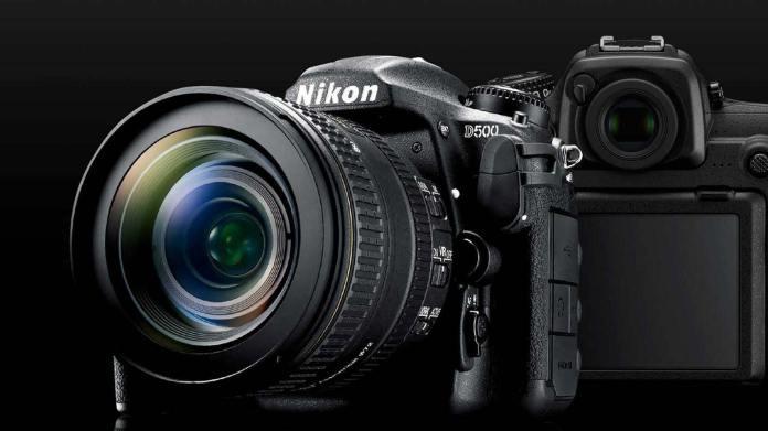 Best DSLR cameras: Nikon D500