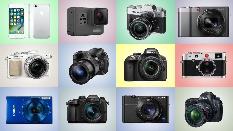 What camera should I buy? Use our step-by-step guide