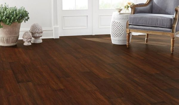 Want eco-friendly bamboo floors?