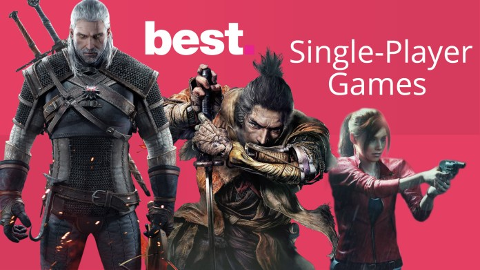 Best Single Player Games 2021 The Top Pc And Console Games For Playing Solo Techradar