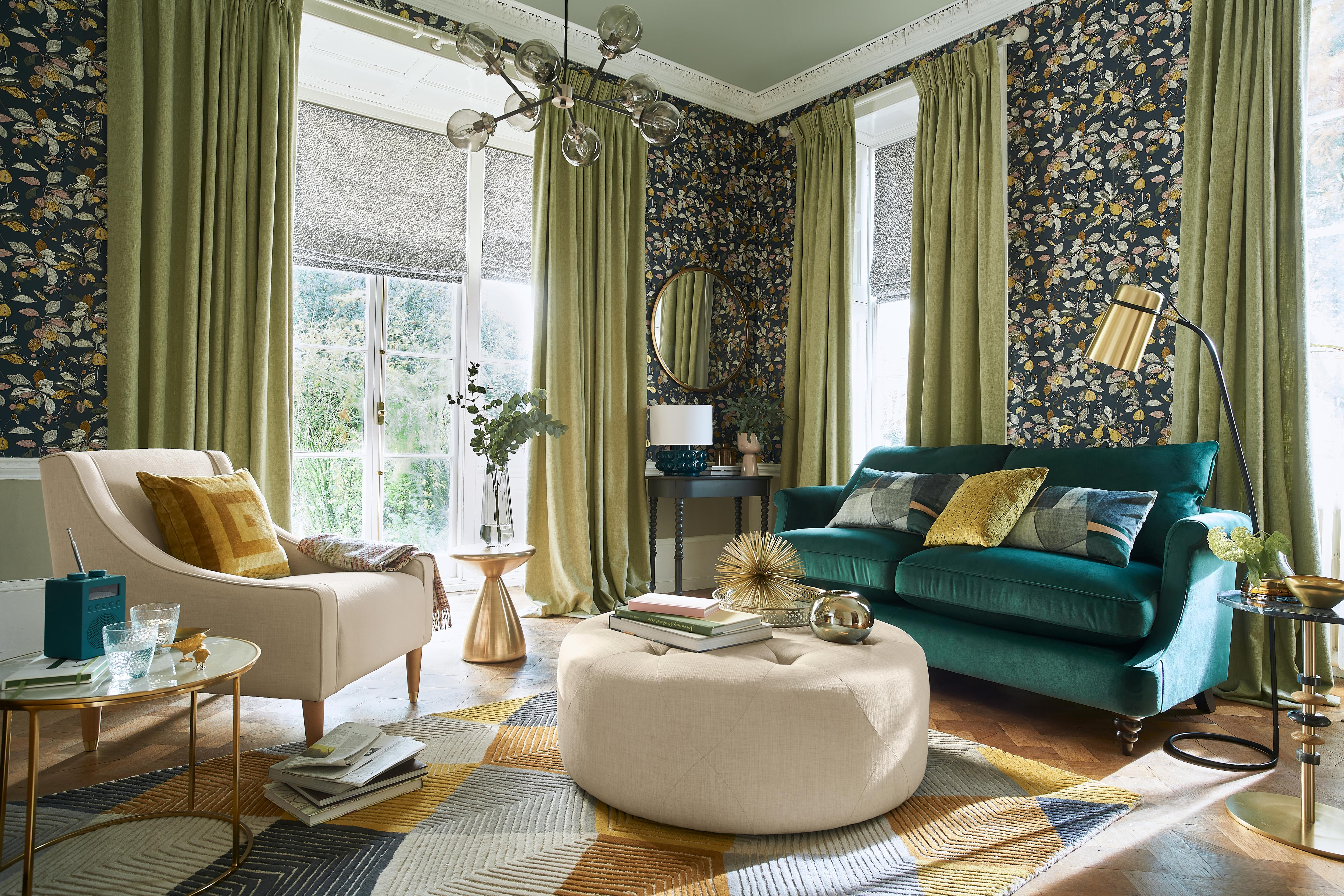 25 living room curtain ideas for an instant style boost real homes