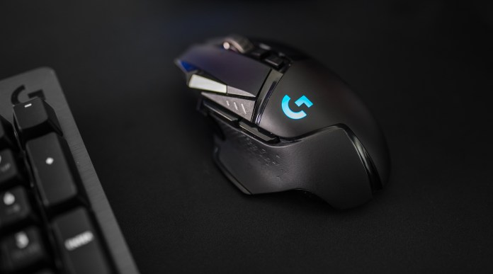 Logitech G502 Wireless Lightspeed Gaming Mouse Is Faster Than Wired Claims Brand Techradar