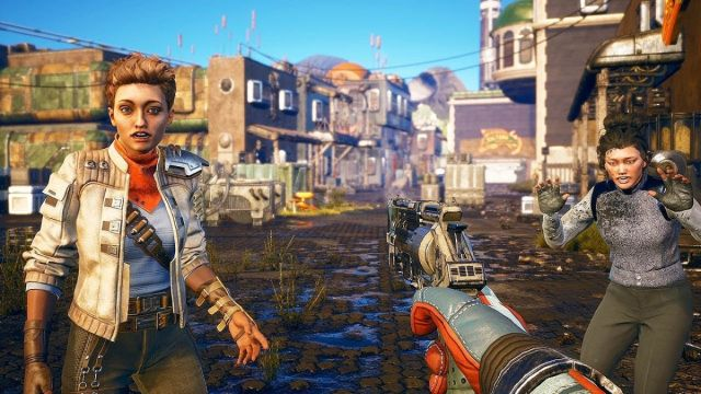 The Outer Worlds features killable NPCs, a semi-open solar system, and  companions who'll leave you if you're too much of a dick | GamesRadar+