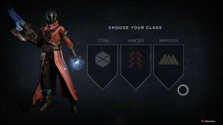 Destiny 2 Class Guide Should You Pick Titan Hunter Or Warlock GamesRadar