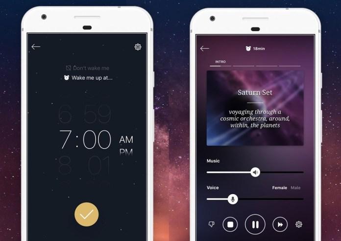Best Sleep apps: Pzizz