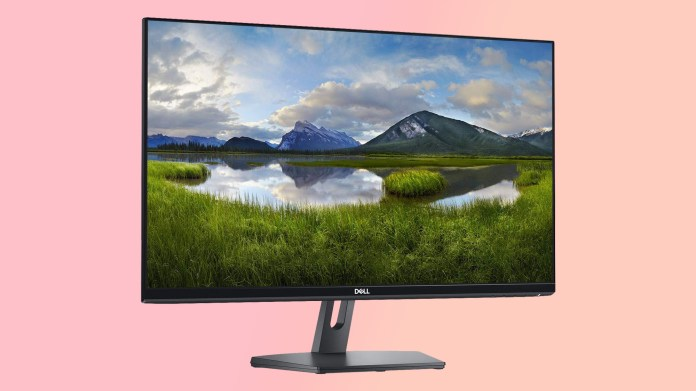 best monitors: Dell SE2719HR