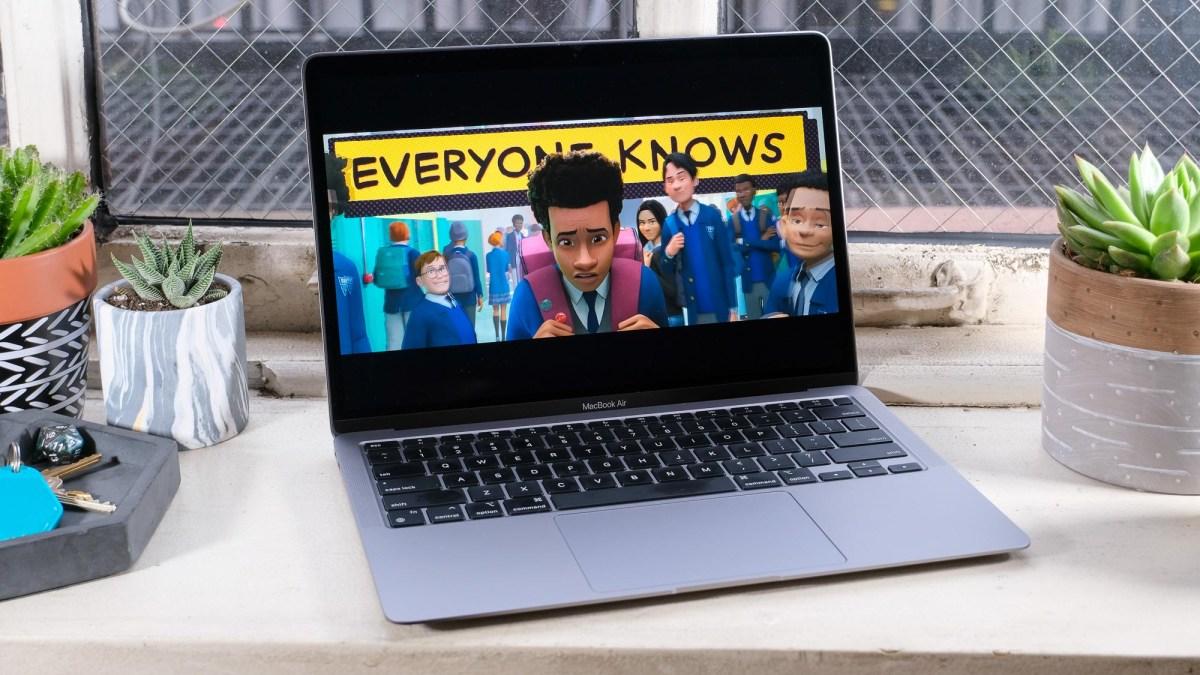 Apple MacBook Air M1 (late 2020) review
