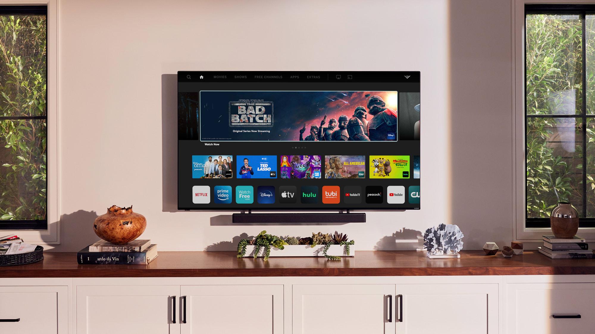 Vizio P-Series TVs