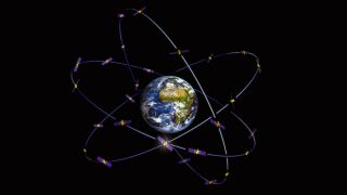the galileo satellite network