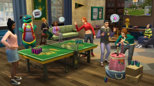 The Sims 4 Discover University expansion is real and it