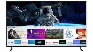 Apple TV app and AirPlay 2 arrives on Samsung TVs