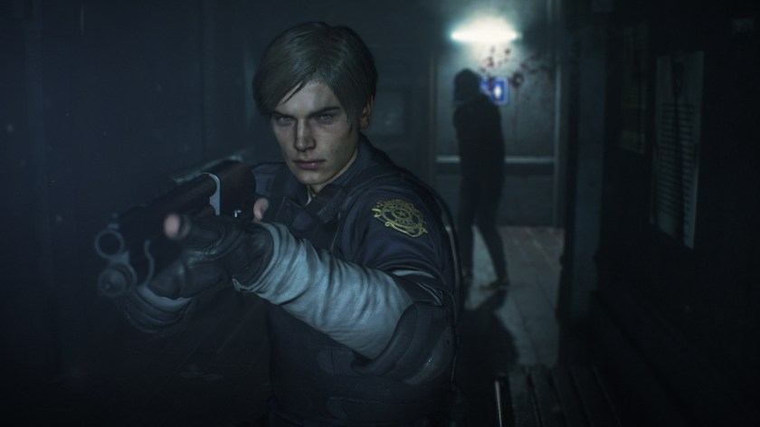 Best PC game for one player: Resident Evil 2: REMake