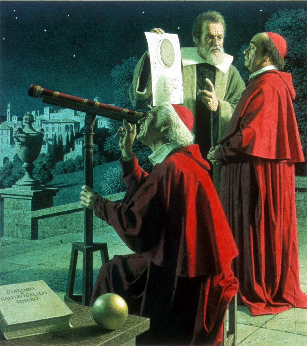 Religion Amp Astronomy From Galileo To Aliens