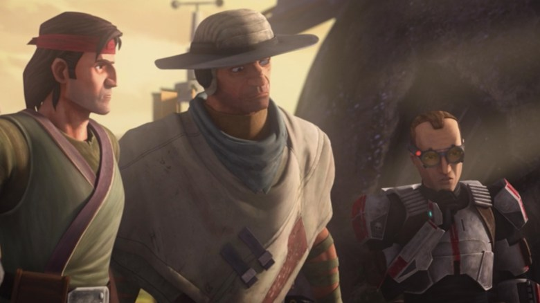 """Star Wars: The Bad Batch episode 2 review: """"A ragtag batch of dads""""    GamesRadar+"""