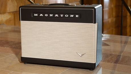 Namm Legendary Amp Brand Magnatone Returns