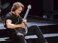 Eddie Van Halen on stage at the CONSOL Energy Center, Pittsburgh, PA, 2012. © Devin Simmons / AdMedia ./Retna Ltd./Corbis