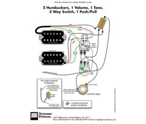Seymourduncan Support Wiring Diagrams Awhile | circuit