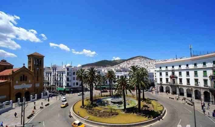 أجمل المرافق السياحية بتطوان المغرب - موسوعة