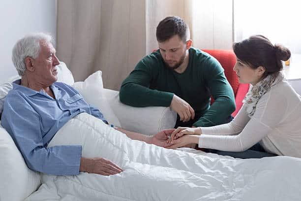 رؤية الأب الميت في المنام مريض موسوعة