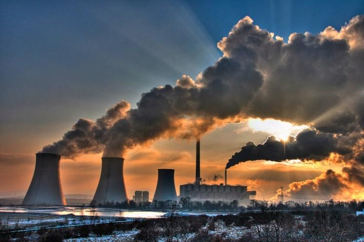 مصادر التلوث الحراري