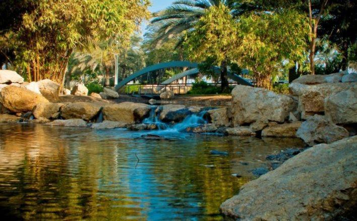 الأنشطة الترفيهية في حديقة زعبيل دبي - موسوعة