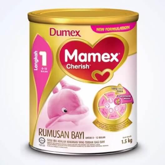 Dumex Mamex Cherish