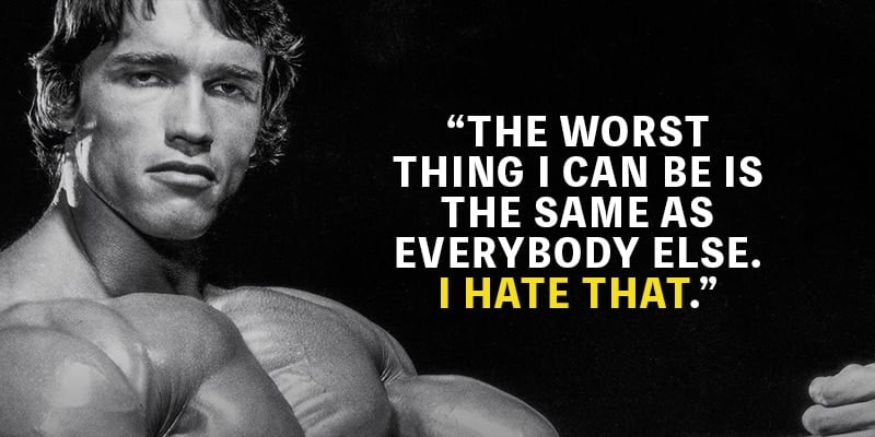 Famous Quotes About Being Greatest