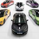 Bmw I8 Colors