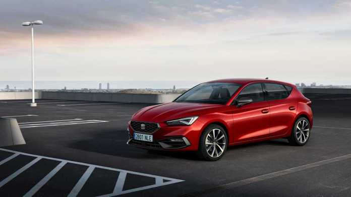 2020 SEAT Leon Official Promotional Images