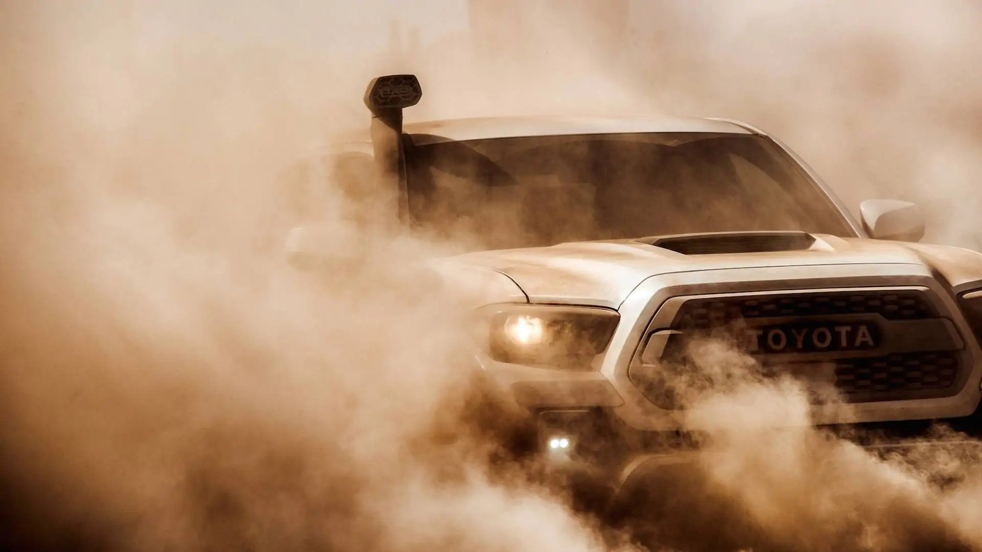 toyota teases 2019 trd pro 4x4s for