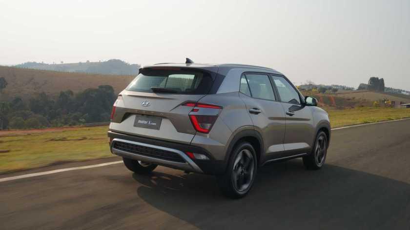 Hyundai Crete 2.0 Ultimate 2022 - Impressions