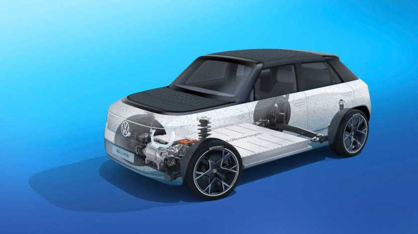 VW ID.  concept of life