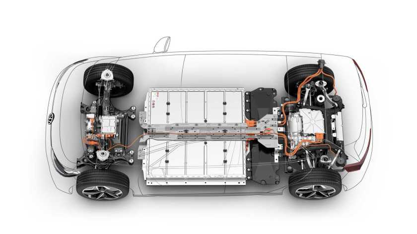 Volkswagen MEB platform