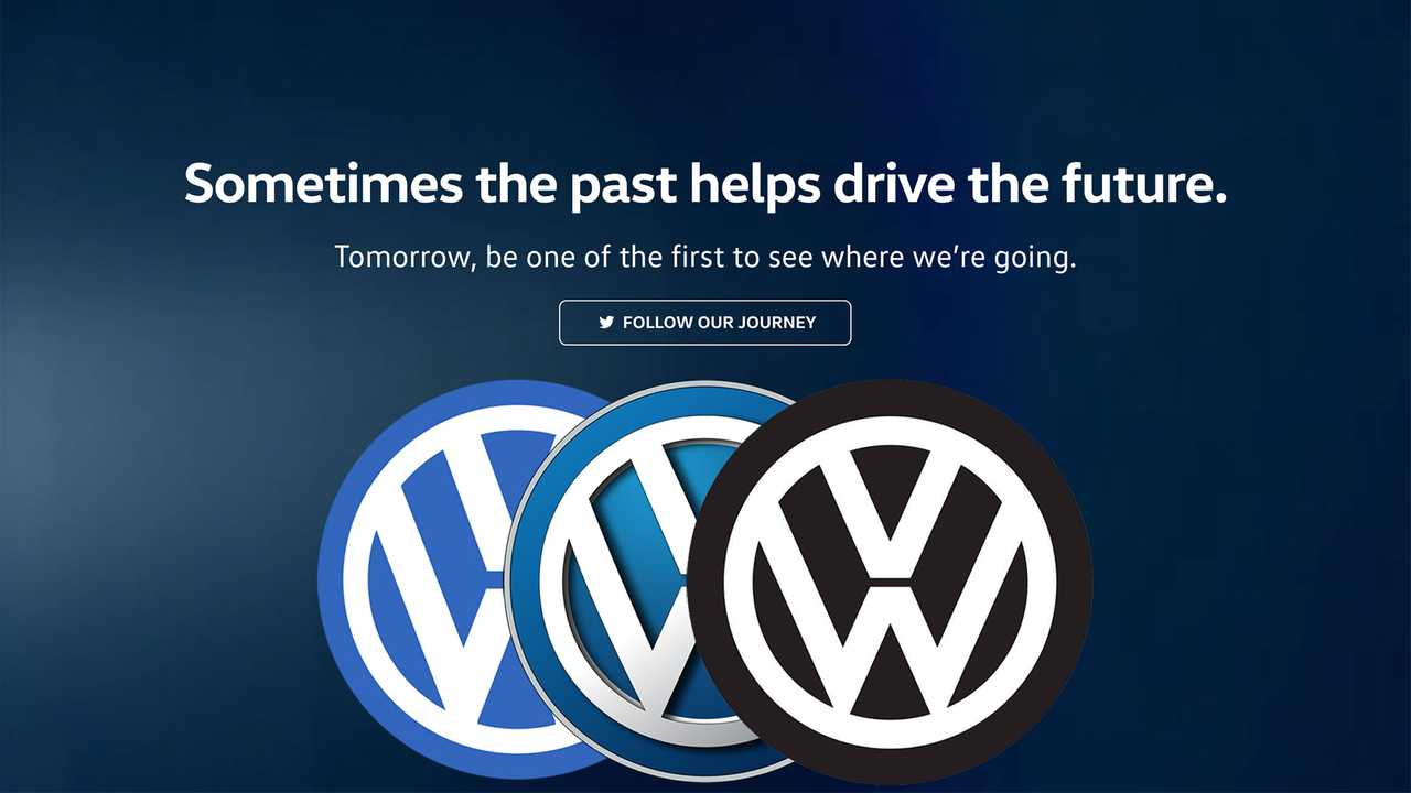Vw Announcing Something Big Tomorrow Logo Change