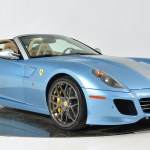 Rare Ferrari 599 Sa Aperta Selling For 1 7 Million