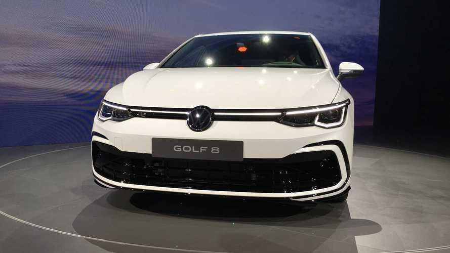 2020 Vw Golf 8 Live Photos Motor1 Com Photos