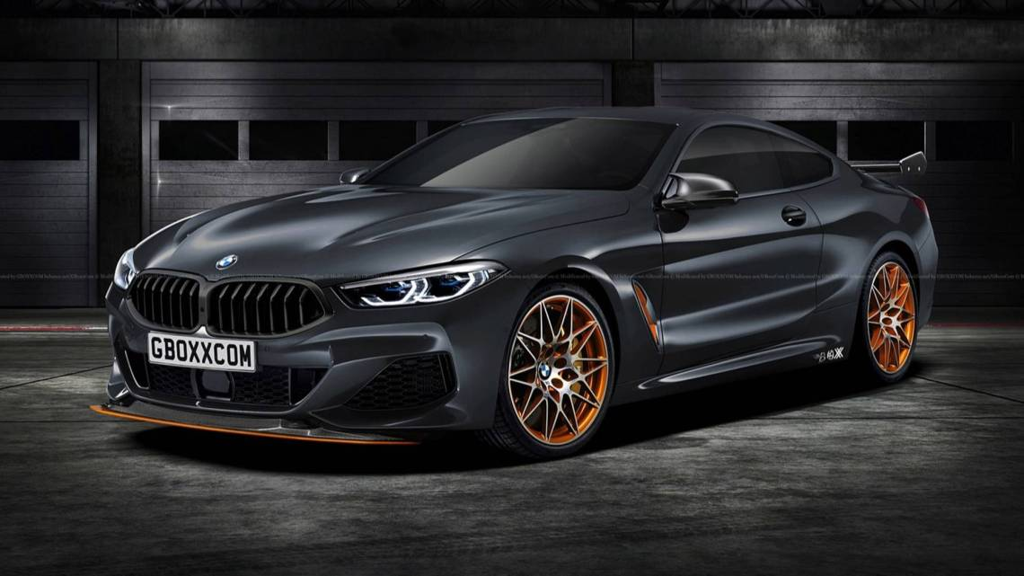 hot bmw m8 competition rumored for 2019 with as much as 620 hp