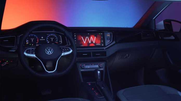 Volkswagen Nivus 2021 - Official photos